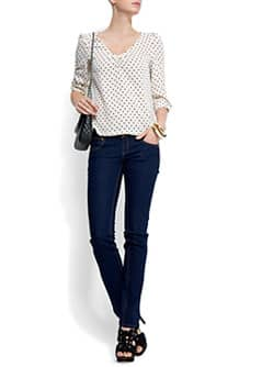 Skinny super stretch jeans
