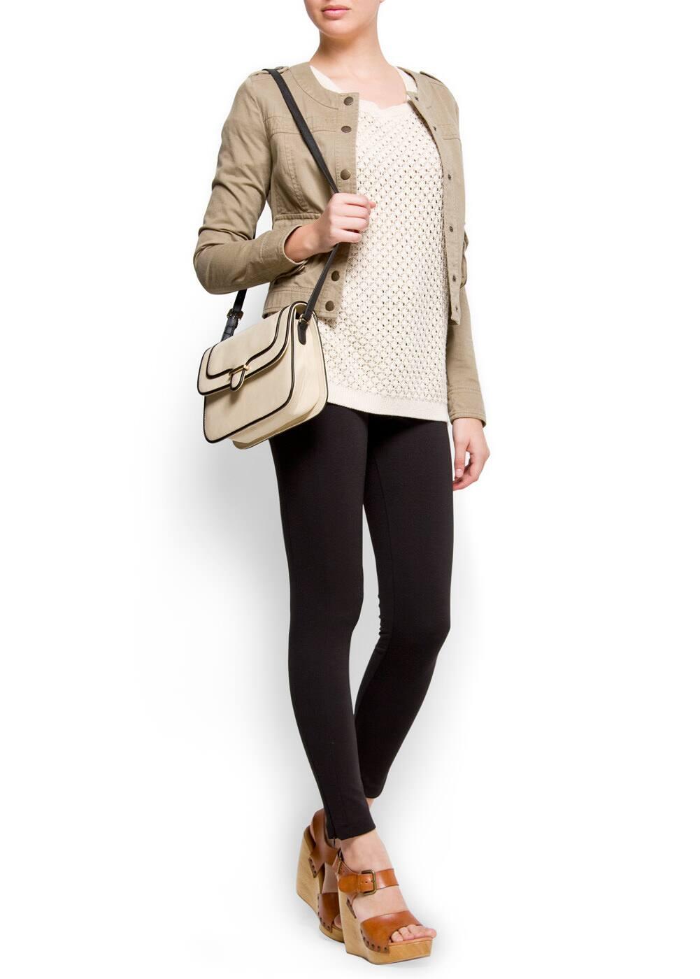 Pocket jacket   MANGO