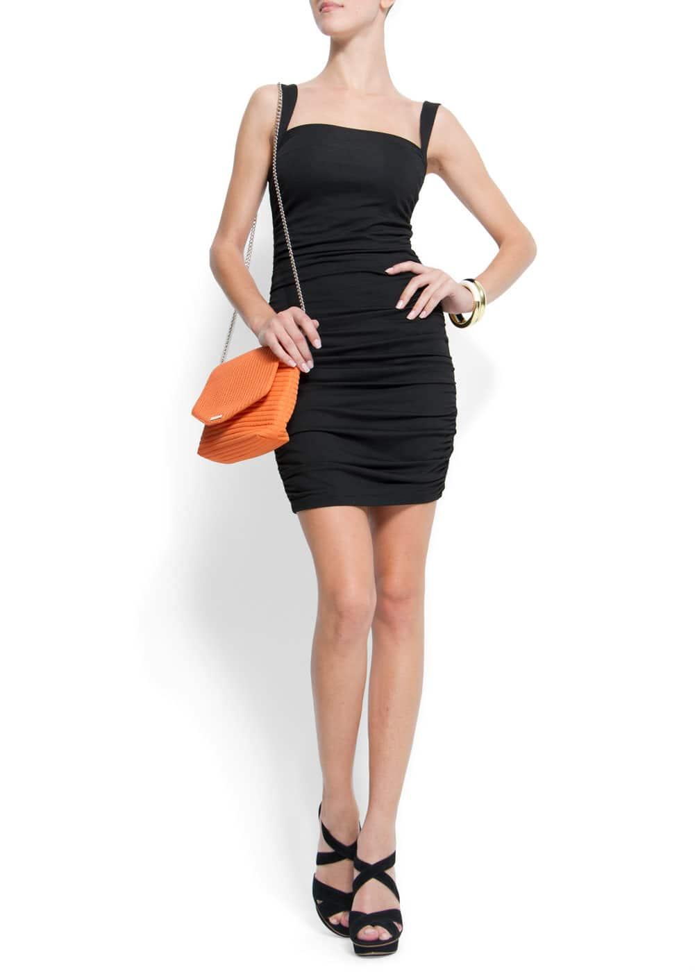 Little black dress | MANGO