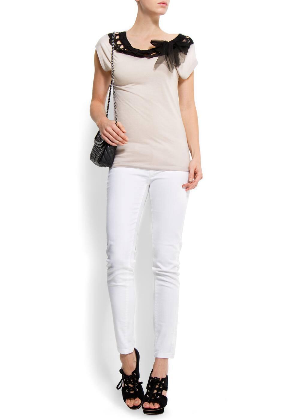 Five pockets skinny jeans | MANGO