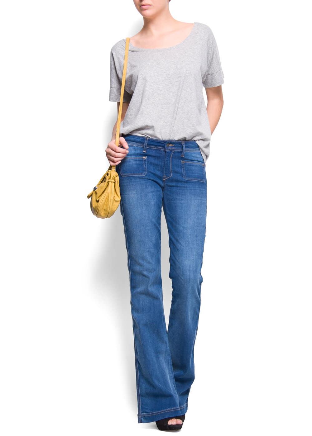 Loose-fit t-shirt | MANGO