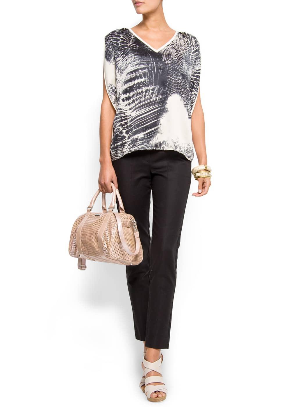 Chino trousers | MANGO
