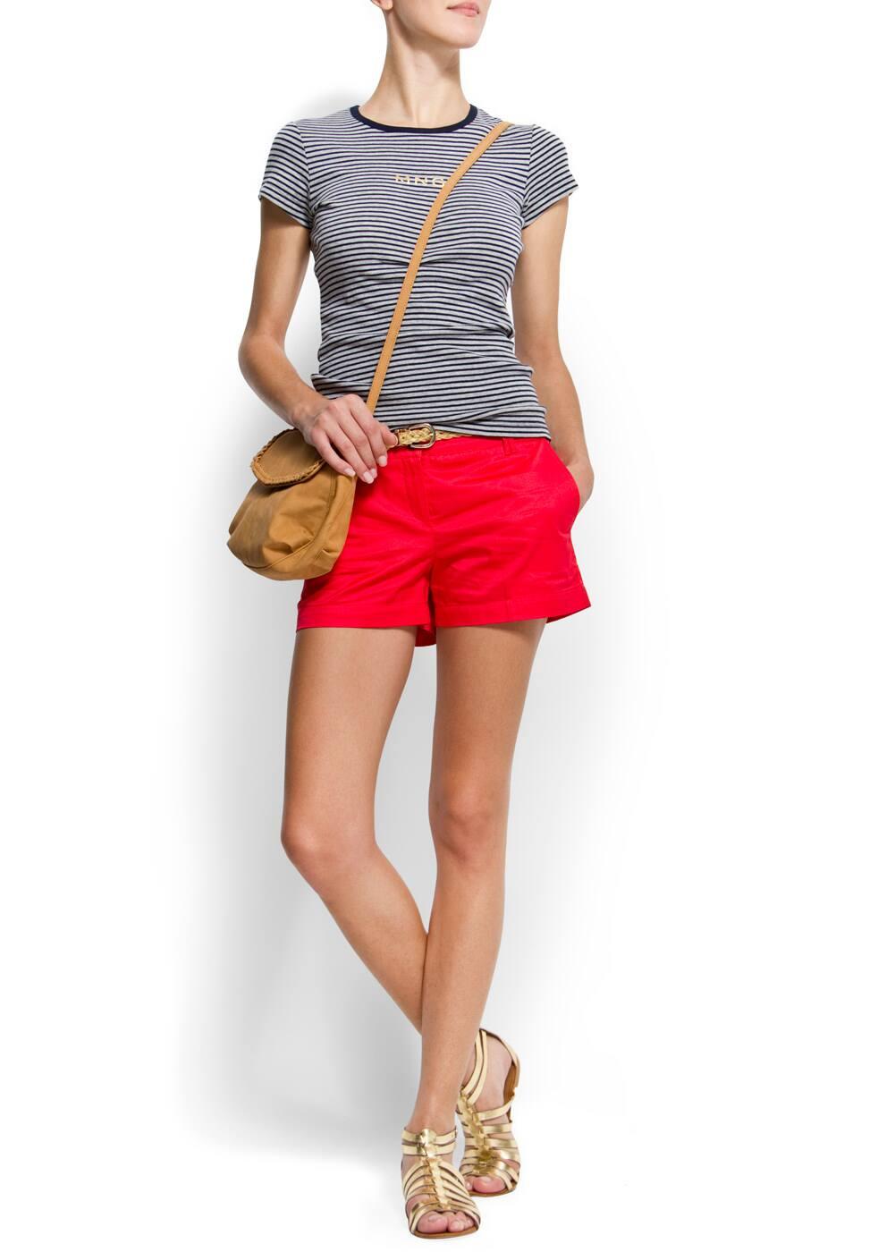Shorts chinos | MANGO