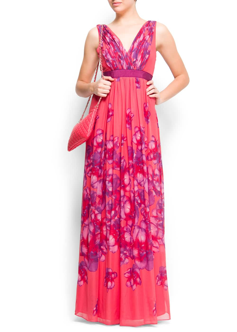 Maxi-dress | MANGO