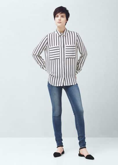 Olivia skinny jeans | MANGO