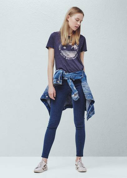 Jeans skinny noa | MANGO