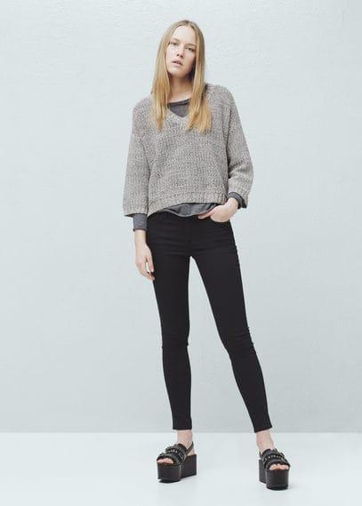 Jeans skinny paty | MANGO