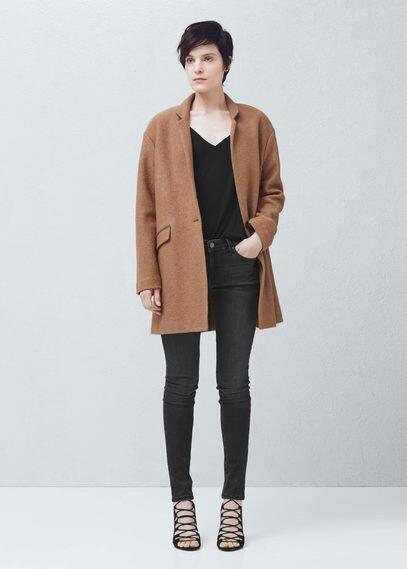 Skinny jeans elektra | MANGO
