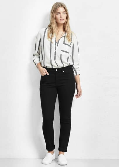 Jeans slim julie | VIOLETA BY MANGO