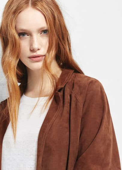 Overshirt | VIOLETA BY MANGO