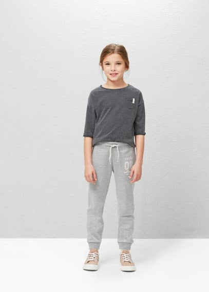 Jogging trousers | MANGO KIDS