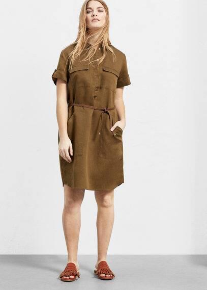 Dress | VIOLETA BY MANGO