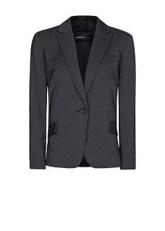 Pinstripes blazer