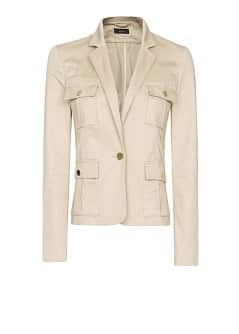 Safari style blazer