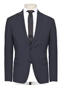 PINSTRIPE SUIT BLAZER