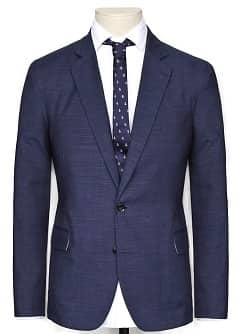 FLECKED TAILORED BLAZER