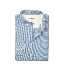 Camicia slim-fit quadri vichy