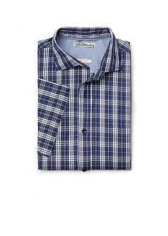 CHEMISE  CARREAUX COSSAIS SLIM-FIT