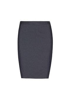 Pinstripes skirt