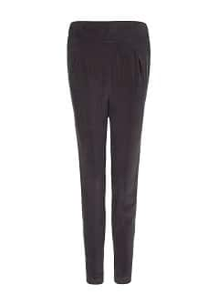 Cupro baggy trousers