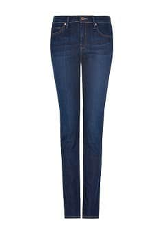High-waist super slim jeans