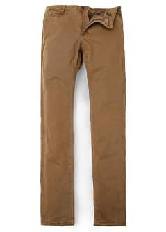 PANTALÓN CHINO SLIM-FIT TINTADO