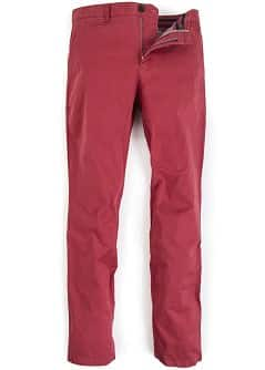 Slim-fit chino broek
