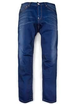 JEANS TIM SLIM-FIT EFFETTO &quot;CONSUMATO&quot;