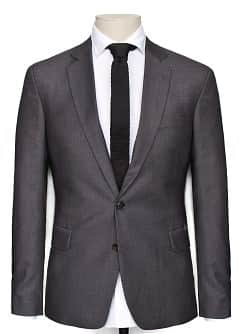 SLIM-FIT TAILORED BLAZER