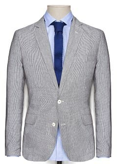 LINEN BLAZER