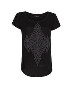 Decorative detail t-shirt