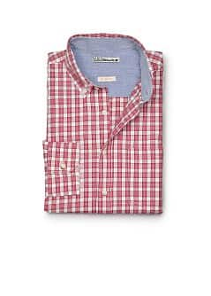 CAMISA SLIM-FIT QUADRADOS