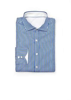 CAMISA SLIM-FIT QUADRO VICHY