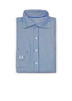 PREMIUM SLIM-FIT STRIPED SHIRT
