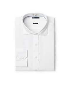 CHEMISE SLIM COTON