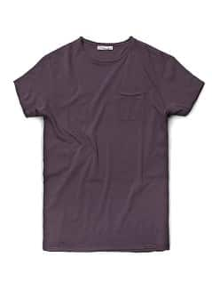 T-SHIRT COTON POCHE