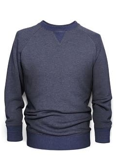 BAUMWOLL-SWEATSHIRT