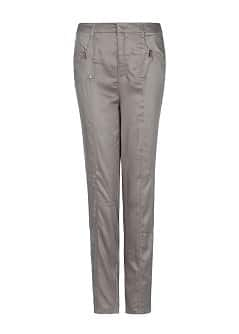 Zippers baggy trousers