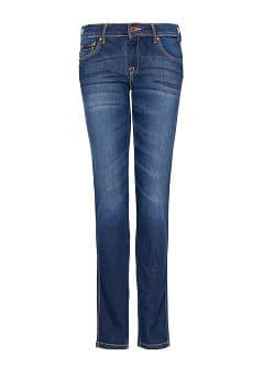 Push-up super slim jeans