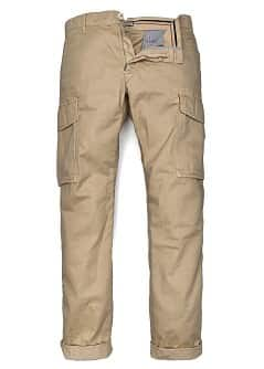 PANTALON CARGO COTON
