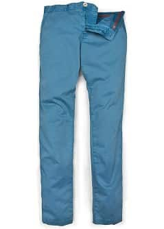 CHINO SLIM-FIT COTONE