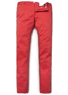 CHINO SLIM-FIT ALGODÓN