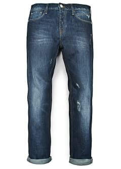 JEANS STEVE PREMIUM SLIM-FIT DESGASTADOS