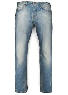 STEVE PREMIUM SLIM-FIT BLEACHED JEANS