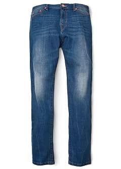 JEANS ALEX SLIM-FIT EFFETTO &quot;LAVATO&quot; MEDIO