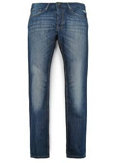 JEANS STEVE SLIM-FIT EFFETTO &quot;CONSUMATO&quot;