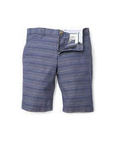 Mehrfarbige Bermudashorts