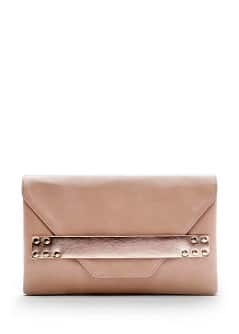 Metallic band clutch