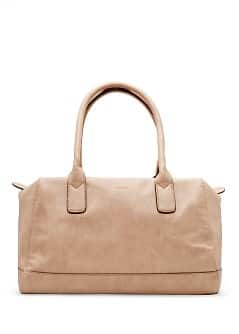 Sac bowling effet cuir