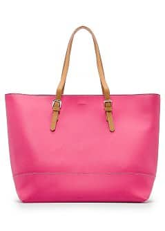 Buckles shopper bag